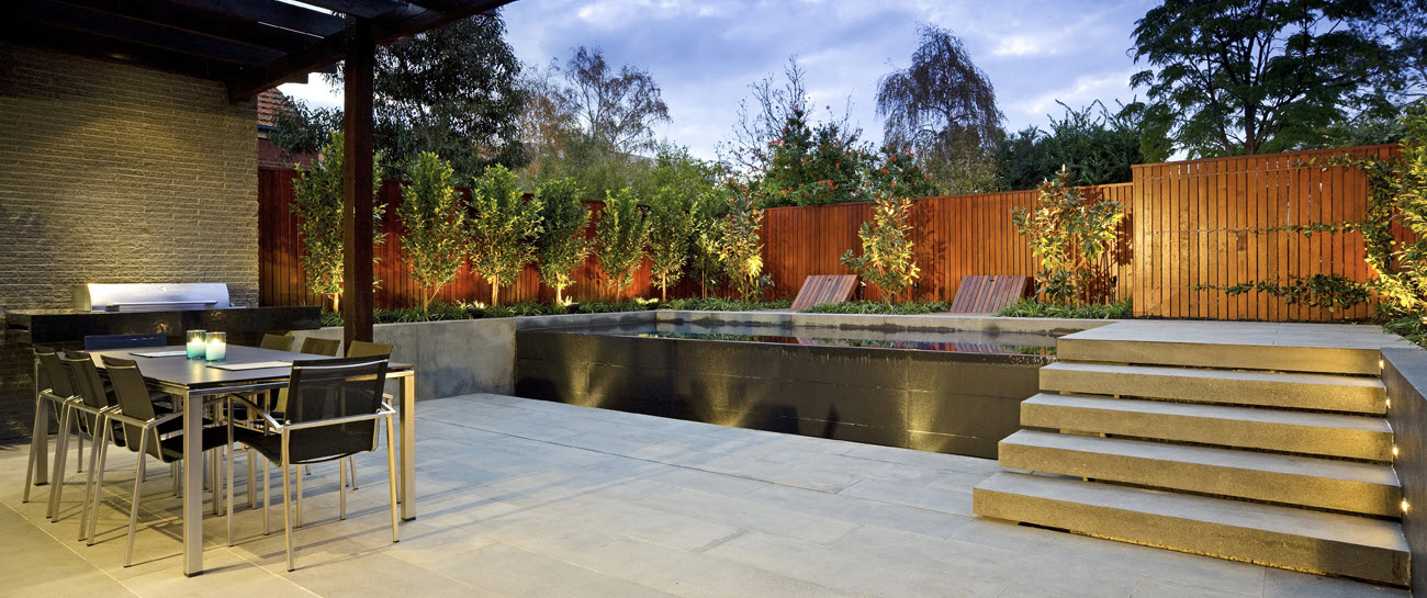Alfresco/Outdoor Landscaping Services